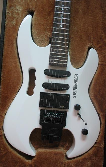 2020 Jingying Music Hot Sale Headless Electric Guitars 2