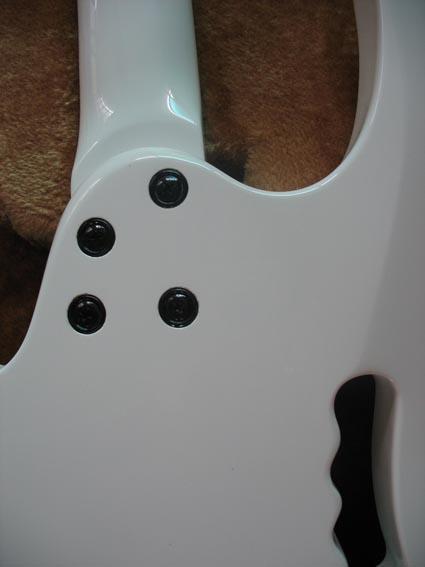 2020 Jingying Music Hot Sale Headless Electric Guitars 6
