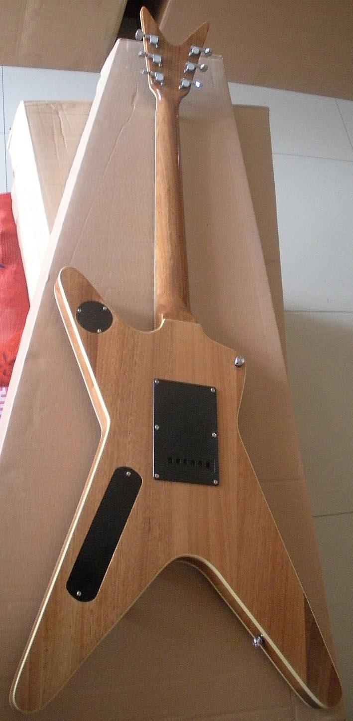 2020 Jingying Music Flying Style Electric Guitars 13