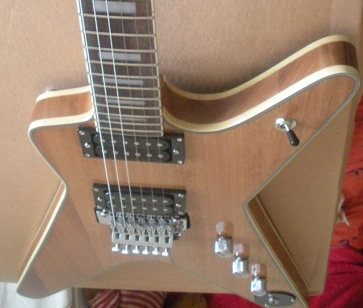 2020 Jingying Music Flying Style Electric Guitars 11