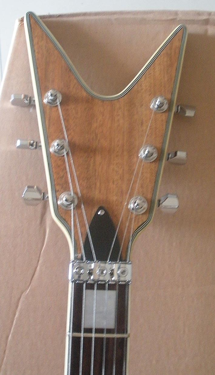 2020 Jingying Music Flying Style Electric Guitars 12