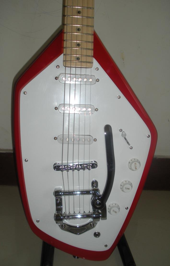 2020 Jingying Music Spirit Electric Guitars 6