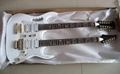 2020 Jingying Music Double Neck Style Electric Guitar and Bass Guitar