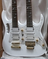 2020 Jingying Music Double Neck Style Electric Guitar and Bass Guitar 4