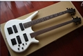 2020 Jingying Music Double Neck Style Electric Guitar and Bass Guitar 20