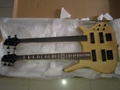 2020 Jingying Music Double Neck Style Electric Guitar and Bass Guitar 17