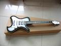 2020 Jingying Music Custom Shaped Electric Guitar and Bass Guitar 10