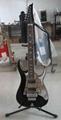 2020 Jingying Music Custom Shaped Electric Guitar and Bass Guitar