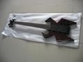 2020 Jingying Music Custom Shaped Electric Guitar and Bass Guitar 20