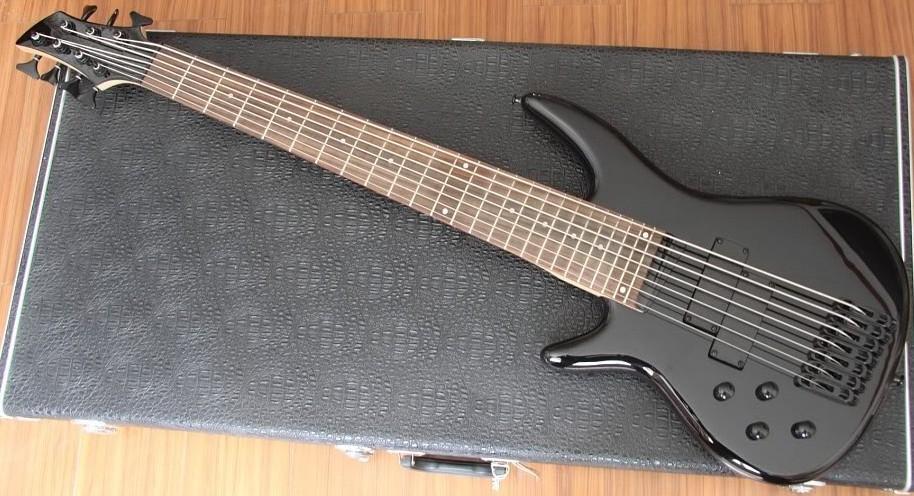 2020 Jingying Music Custom 7 Strings Electric Guitars and Bass Guitar 3