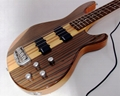 2020 Jingying Music Bass Guitars and Electric Guitars with Custom Brand 4