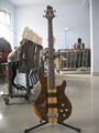 2020 Jingying Music Bass Guitars and Electric Guitars with Custom Brand 2