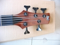 2020 Jingying Music Butterfly Electric Bass Guitars 7