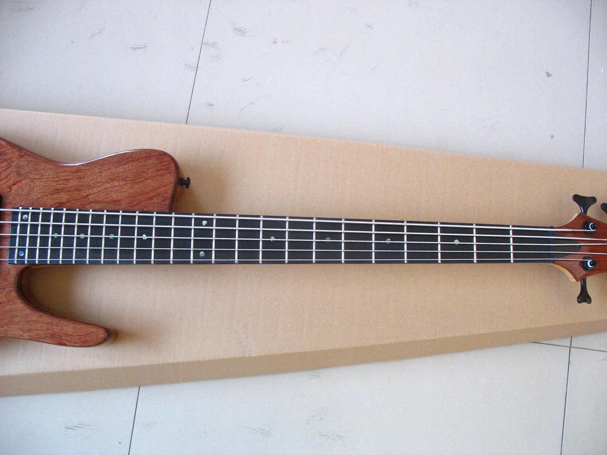 2020 Jingying Music Butterfly Electric Bass Guitars 6