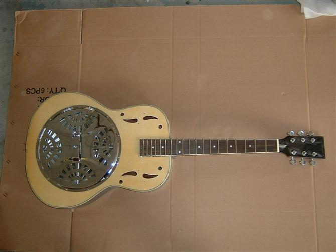 Professional Best Selling Products Acoustic Electric Resonator Guitar  9