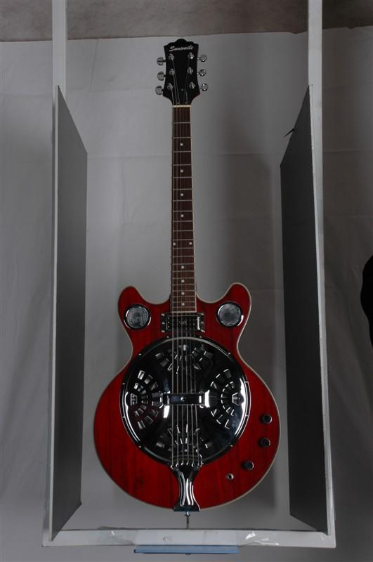 Professional Best Selling Products Acoustic Electric Resonator Guitar  3