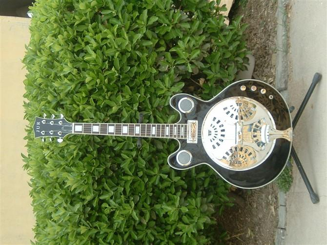 Professional Best Selling Products Acoustic Electric Resonator Guitar  4