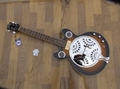 Professional Best Selling Products Acoustic Electric Resonator Guitar