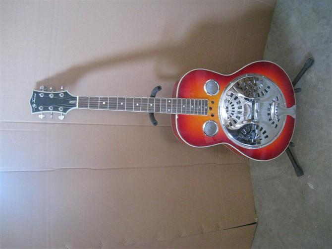 Professional Best Selling Products Acoustic Electric Resonator Guitar  18