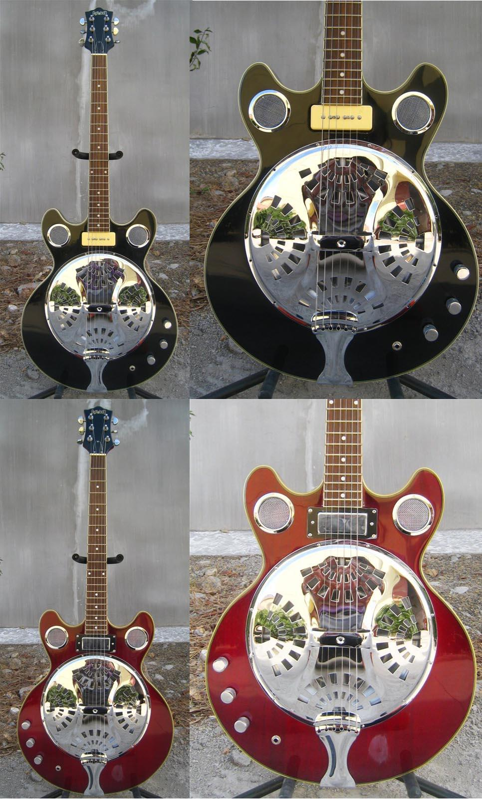 Professional Best Selling Products Acoustic Electric Resonator Guitar  1
