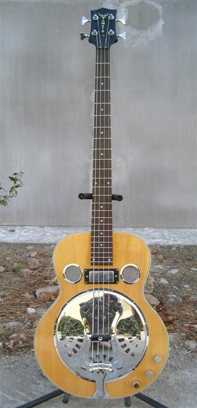 Professional Best Selling Products Acoustic Electric Resonator Guitar  20