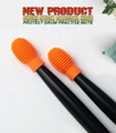 New Product Drum Stick Silicone Head Cover Protect Drum Practise Mute Set