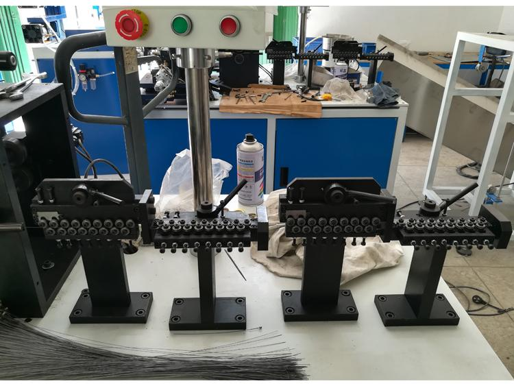 2020 Fully Automatic Guitar String Ball End Twisting Machine 6