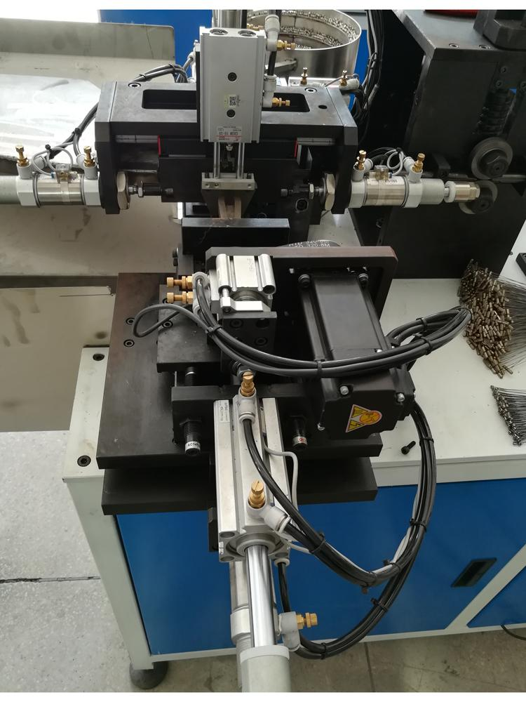 2020 Fully Automatic Guitar String Ball End Twisting Machine 4