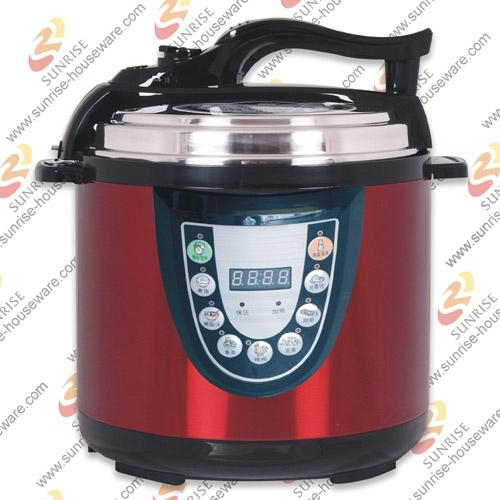 Electric Pressure Cooker 1