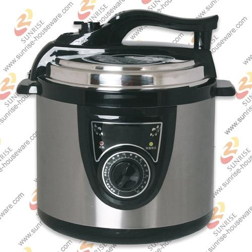 Electric Pressure Cooker 2