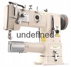 Single-needle Cylinder Bed Lockstitch Industrial Sewing Machine