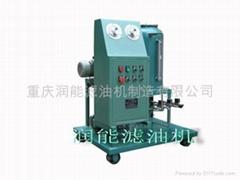 注塑機油濾油機