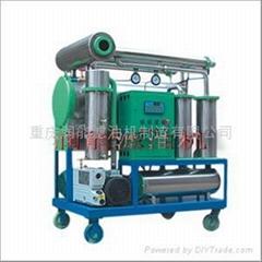變壓器油濾油機