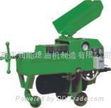 LY壓力式板框濾油機