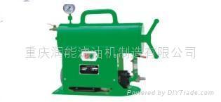 SL手提式濾油機 1