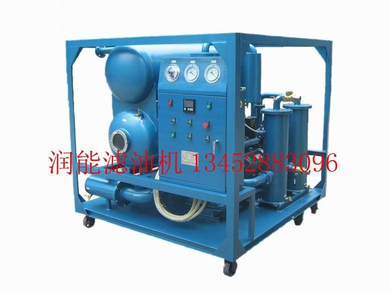 ZJA雙級真空濾油機 1