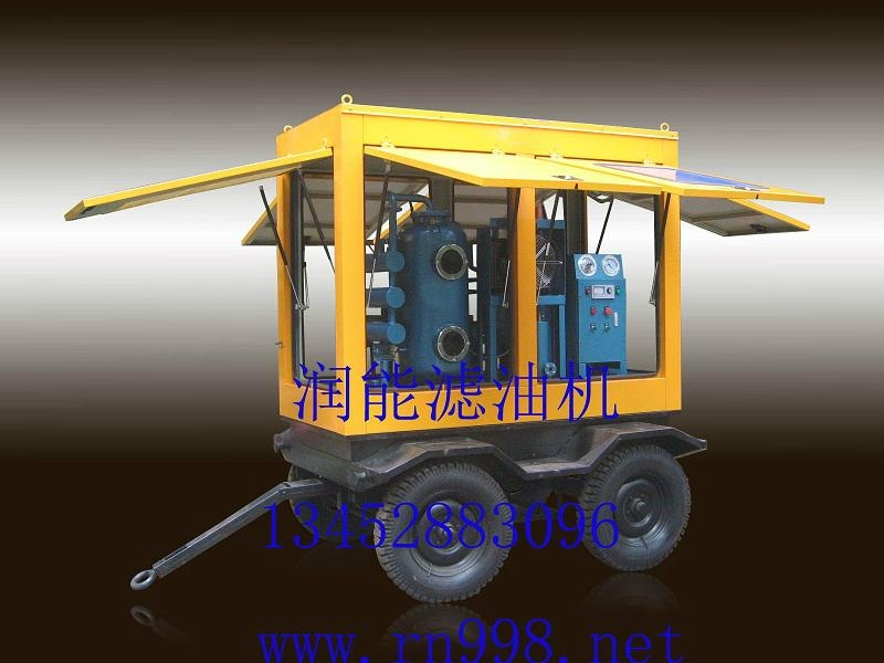DRJ潤滑油濾油機 4