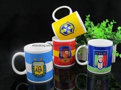 fine porcelain ceramic mugs