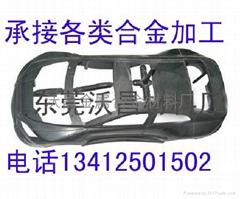 東莞大型件 鋅鋁合金壓鑄加工