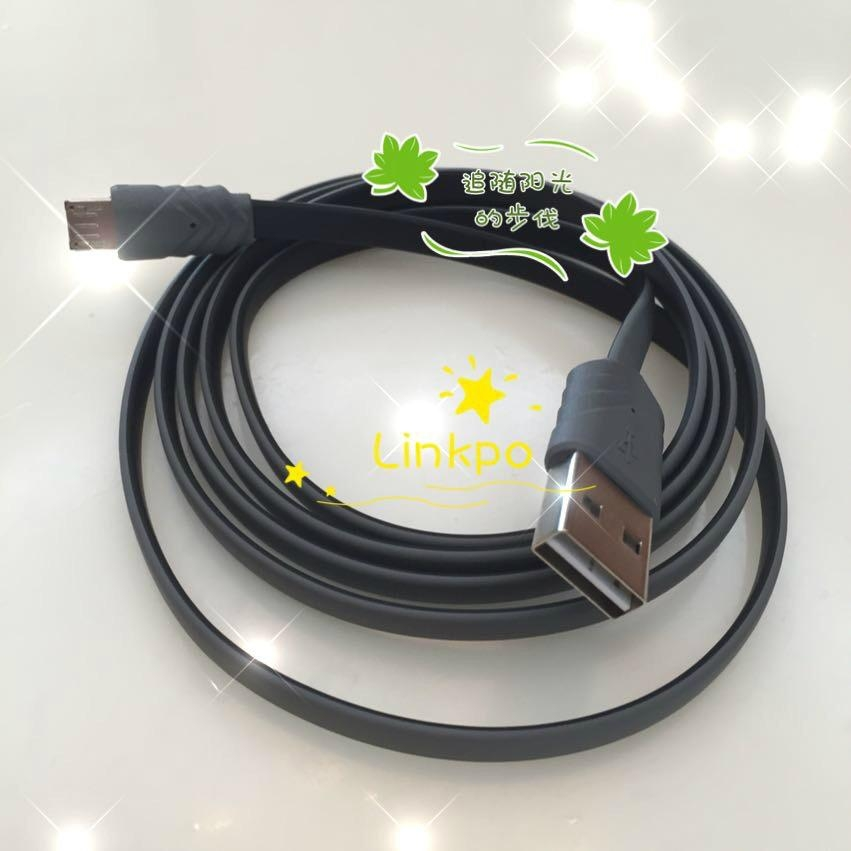 double color Micro USB cable 2
