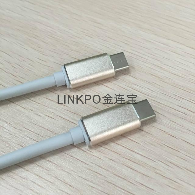 USB-C TO USB-C CABLE