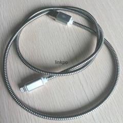 SUS304钢管苹果线