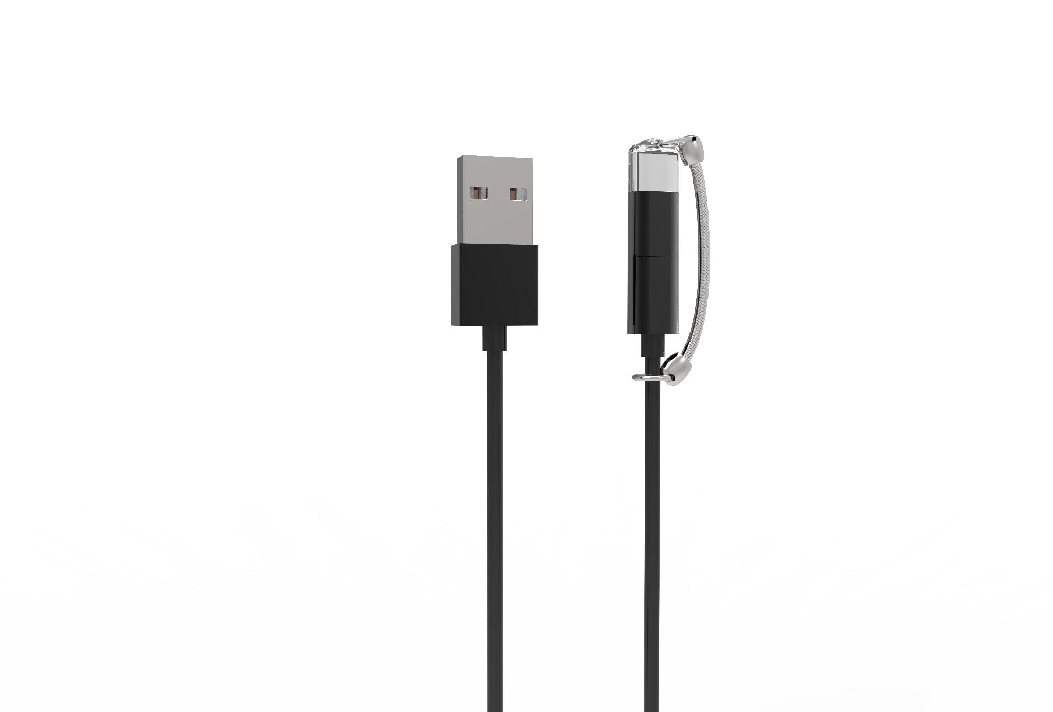 MICRO USB/lightning/type-c三合一數據線 1