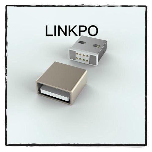 磁吸USB转接头 1
