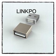 磁吸USB转接头