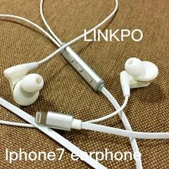 iphone7 lightning耳机