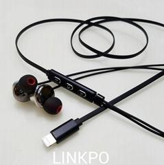C100 LIGHTNING耳机