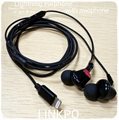 C100 LIGHTNING earphone