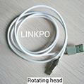micro usb rotating head cable
