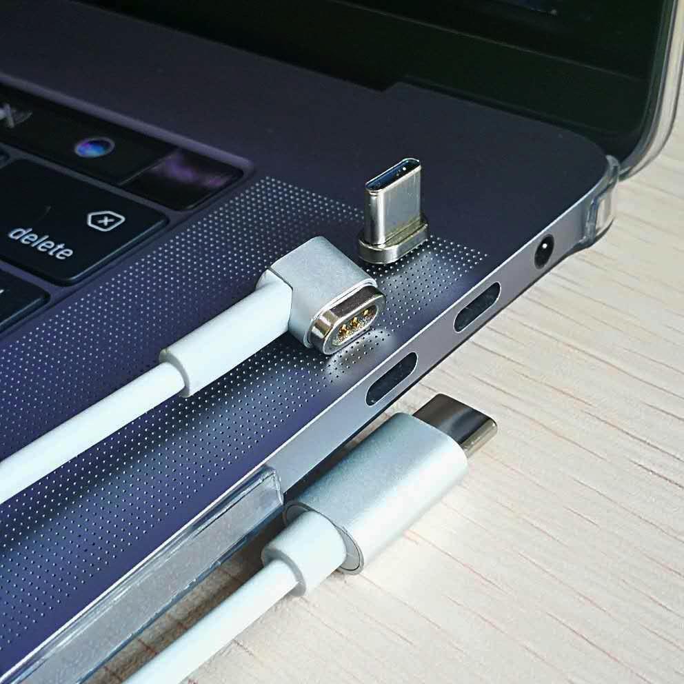 macbook pro磁吸充電線 1